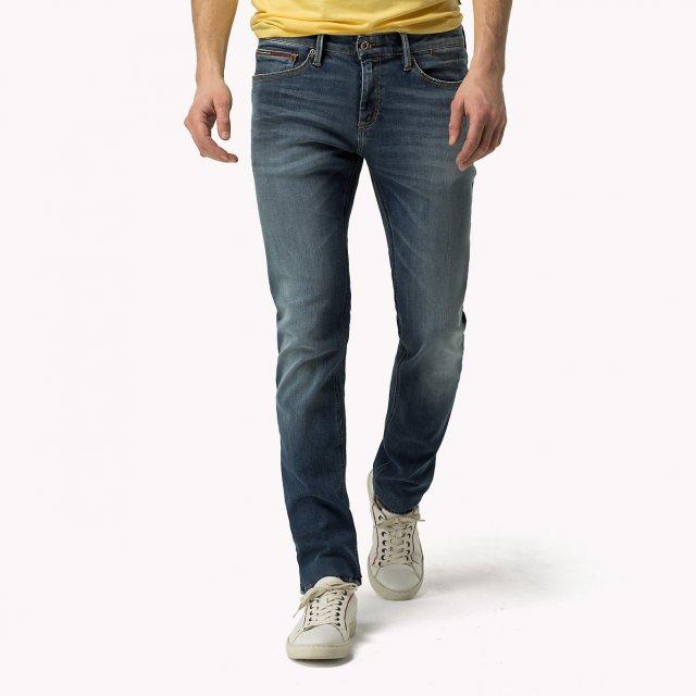 dbb0d704 Tommy Hilfiger Slim Scanton Dynamic True Mid Stretch Jean - Jeans ...