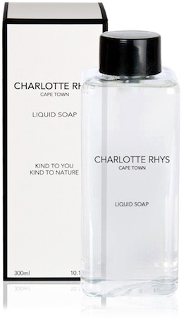 Charlotte Rhys Liquid Soap CLR Ruby Grapefruit