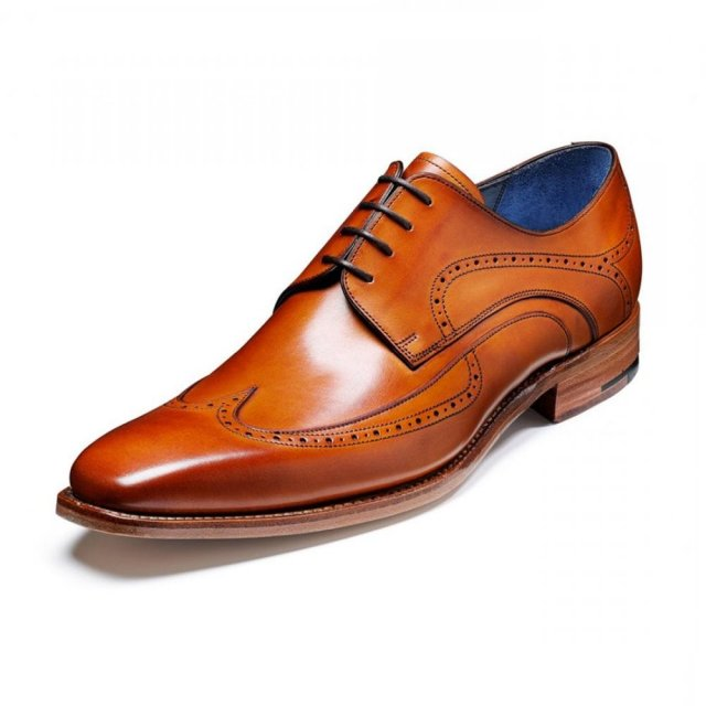 Barker Pitt Shoes Cedar