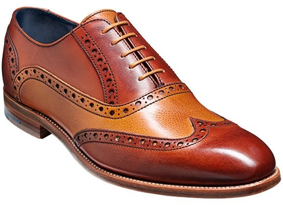 Barker Shoes Grant Rosewood