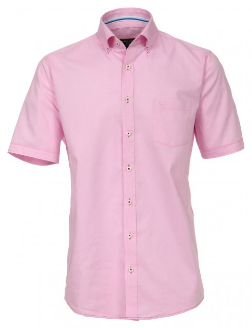 Casamoda Oxford SS Shirt
