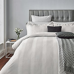 Bedeck Peacock Blue Hotel Capella Bedding Cashmere