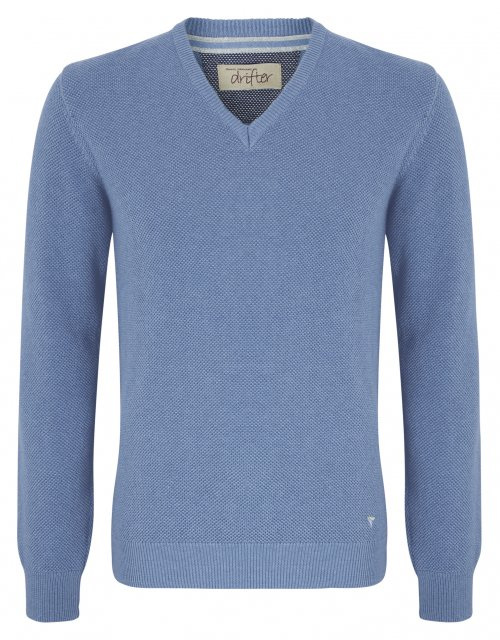 Drifter V-Neck  Sweater