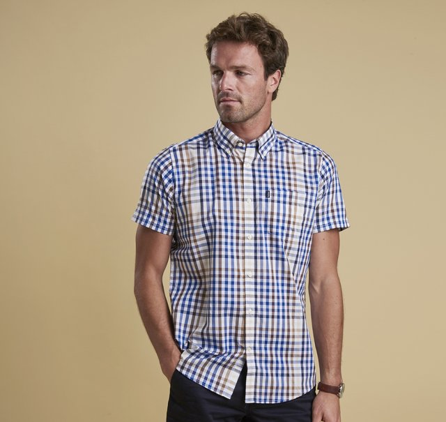 Barbour Russell S/s Shirt