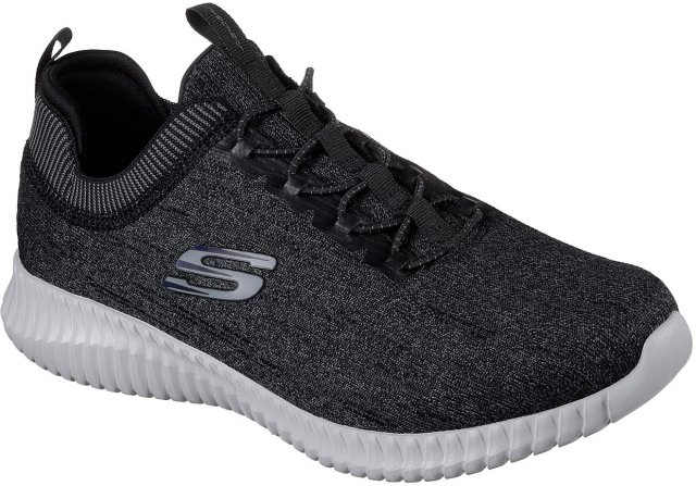 Skechers Elite Flex Hartnell BKGY Casual Barbours Barbours Casual 315a8e