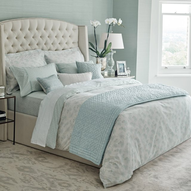 Duck Egg Blue Bedroom Pictures Bedroom Design Concept Vintage Bedroom Lighting Master Bedroom Design Nz: Fable Eram Bedding Duck Egg
