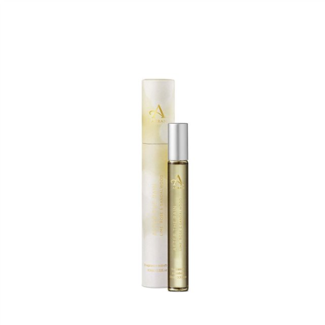 Arran After The Rain Fragrance Rollerball Lime,Rose & Sandalwood 10ml