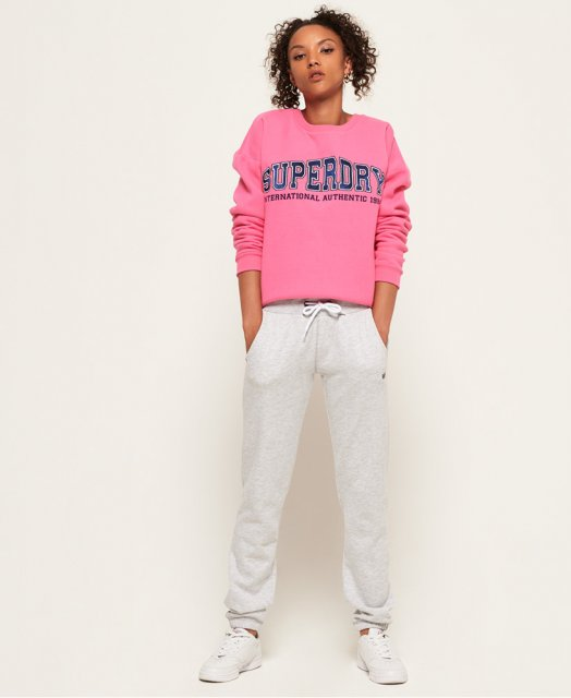 Superdry La Athletic Jogger Grey