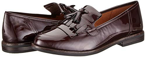 Caprice Bordeaux Nappa Loafer