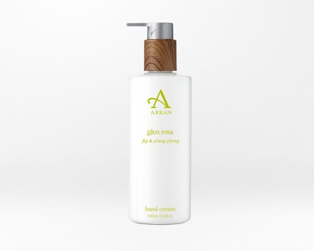 Arran Rosa Hand Cream Fig & Ylang Ylang 300ml