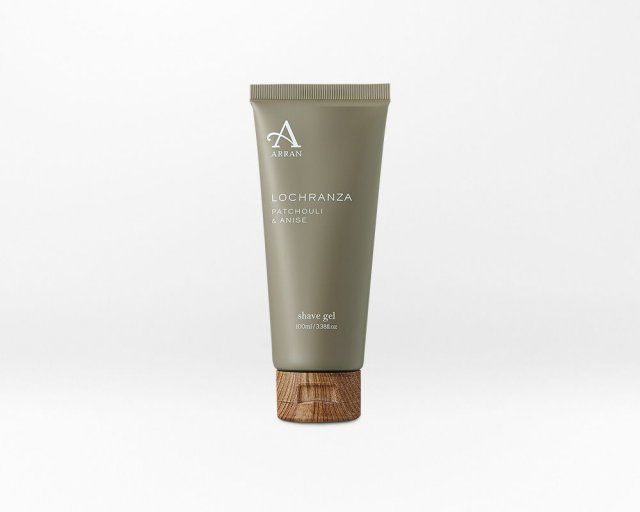 Arran Lochranza Patchouli & Anise Shave Gel 100ml