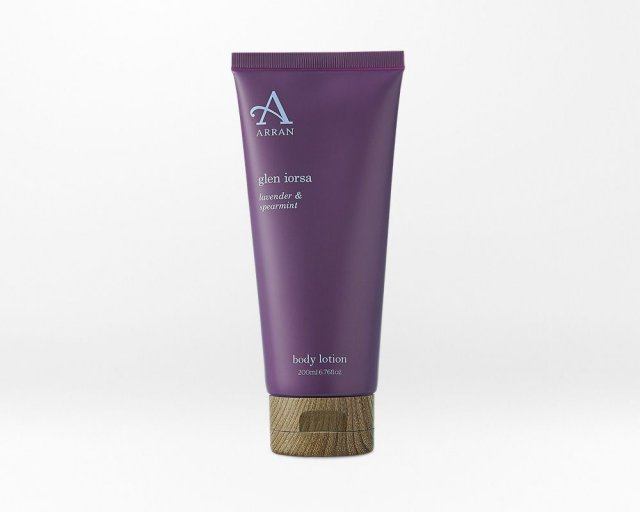 Arran Lorsa Body Lotion Lavender & Spearmint 200ml