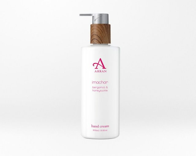 Arran Imachar Hand Cream Bergamot & Honeysuckle 300ml