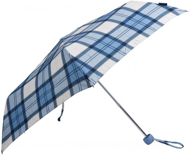 Barbour Portree Blue Umbrella