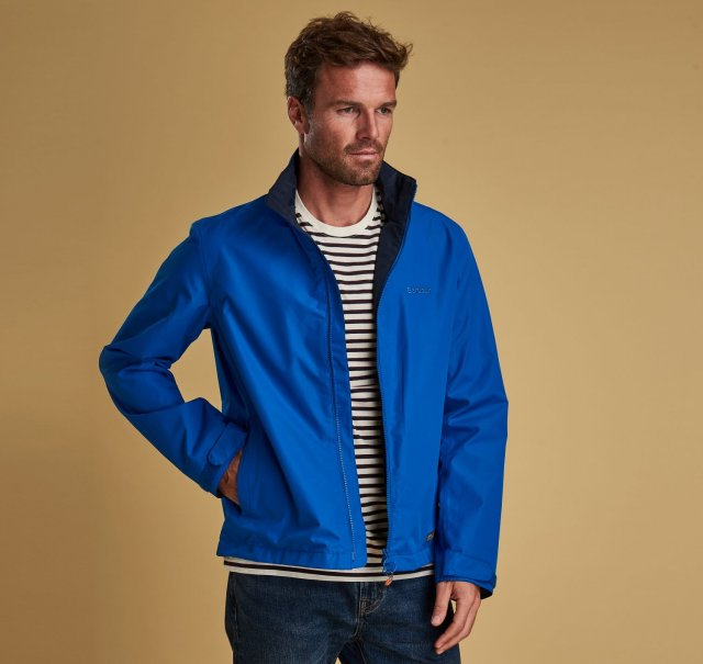 Barbour Rye Blue Jacket